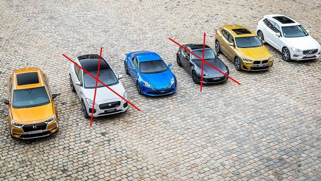election de la plus belle voiture de l ann e 2017 l 39 observateur automobiles. Black Bedroom Furniture Sets. Home Design Ideas